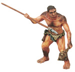 Доисторический человек Papo