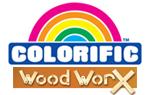 Деревянный конструктор WoodWorX Colorific