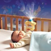 Детские ночники, мобили