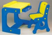 Столы, парты, мольберты