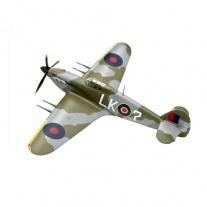 00401 Сборка самолет Hawker Hurricane Mk.II (простая сборка) Revell