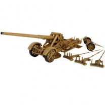 "03176 Немецкая противотанковая пушка ""17cm Kanone 18"", масштаб 1"