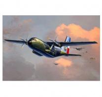 03998 Самолет Средний военно-транспортный C-160 Transall(клей и