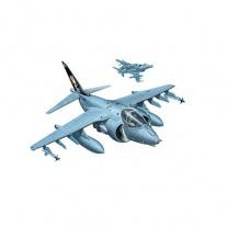 04017 Истребитель Bae Harrier GR.7, масштаб 1:144(в набор не вхо
