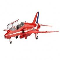 04284 Самолет Легкий штурмовик BAe Hawk T.1 Королевских ВВС(клей