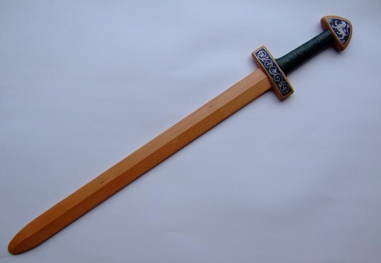 Как сделать деревянный меч