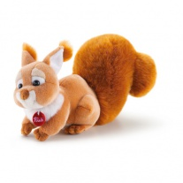 24235 Мягкая игрушка Белочка Джинджер,  38см Trudi