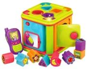 25100 Музыкальные кубики Red Box