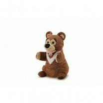 29961 Медведь, 25см (игрушка на руку) Trudi