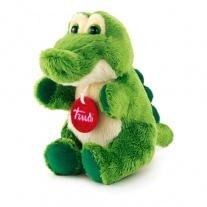 50968 Мягкая игрушка Крокодил в красной подарочной упаковке,  15