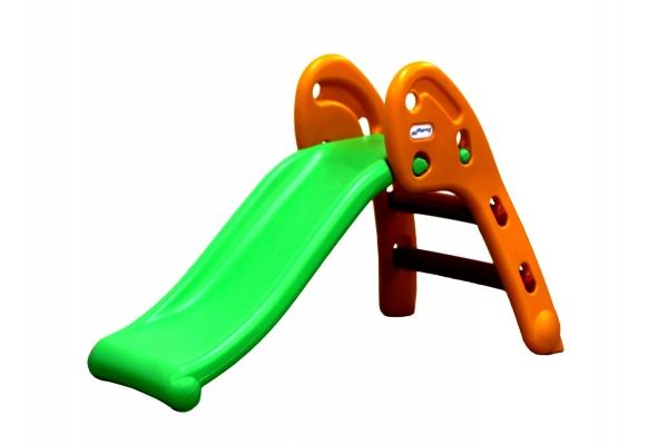 Горка предназначена для детей от 2х до 6 лет.  Подходит как для игры на улице...