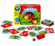 009 Развивающая игра - Божьи коровки +3 Orchard Toys