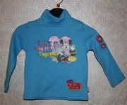 12257 Толстовка голубая 2,6 лет Disney