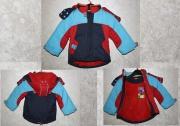 1233 Куртка для мальчика Limoni, Рост  80