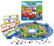 032 Развивающая игра - Автобусная остановка +4 Orchard Toys