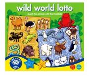 038 Развивающая игра - Лото «Дикий мир» +3 Orchard Toys