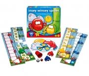 031 Развивающая игра - Паучки и дождик +3 Orchard Toys