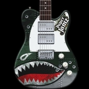 6200.03 Электрогитара сенсорная Paper Jamz Style 3 гитара детская Wow Wee