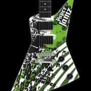 6200.05 Электрогитара сенсорная Paper Jamz Style 5 гитара детская Wow Wee