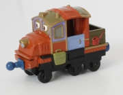 LC54007 Die-Cast, Паровозик Ходж с прицепом (вагон) Чаггинтон