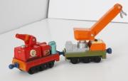 LC54014 Die-Cast, Пожарный и спасательный прицепы для Калли Чаггинтон