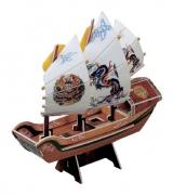 SP00-0003  «Плоскодонное судно» Scholas