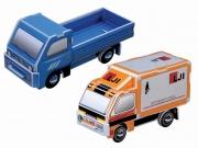 SP01-0013 «Грузовые автомобили» Scholas