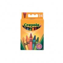 0024 Разноцветные пастели Crayola