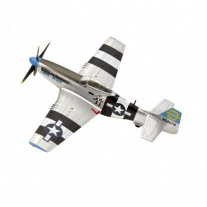 00402 Сборка самолет P-51D Mustang (простая сборка) Revell