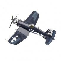 00403 Сборка самолет Vought F4U-1 Corsair (простая сборка) Revel