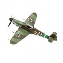00405 Сборка самолет Messerschmitt Bf109G-10 (простая сборка) Revell