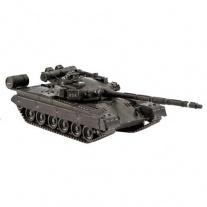 03104 Танк T-80, масштаб 1:80 (клей и краски продаются отдельно) Revell