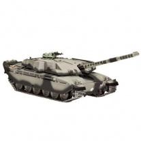 03183 Танк Challenger I(клей и краски покупаются отдельно) Revel