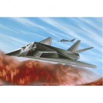 04037 Истребитель F-117 Stealth, масштаб 1:144(в набор не входят
