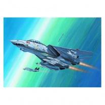 04049 Истребитель F-14D Super Tomcat, масштаб 1:144(в набор не в