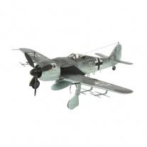 04165 Самолет Focke Wulf FW 190 А-8/R-11, масштаб 1:72(клей и кр