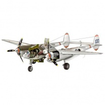 04293 Военный самолет Lockheed P-38 J/M Lightning, масштаб 1:72(