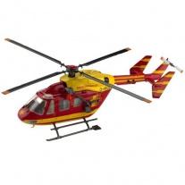 04451 Вертолет Medicopter 117, масштаб 1:72(клей и краски продаю