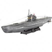 05100 Подводная лодка U-Boot Typ VIIC/41 (1/144) Revell