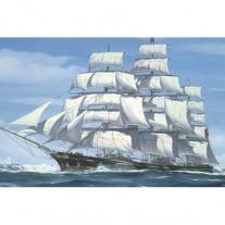 05401 Парусник Cutty Sark, масштаб 1:220(клей и краски продаются