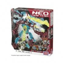 "06326U Робот-темплар Anax  Dak из серии ""Neo Shifters"" Mega Blok"