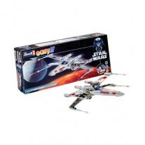 06656 Истребитель Люка Скайуокера  (простая сборка) Revell