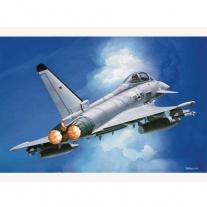 06707 Сборка самолет Eurofighter Typhoon(простая сборка) Revell