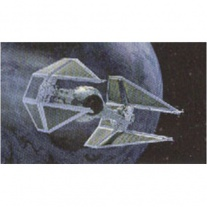 06725 Космический корабль TIE Interceptor в мягкой упаковке  (пр