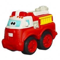 """07527/ast07103 Игрушка """"Пожарная машинка Бумер"""" (серия """"Весёлые машинки"""") Hasbro"""