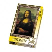 """10002 пазл """"Мона Лиза"""", 1000 деталей Trefl"""