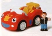 1015 Кабриолет с мальчиком WOW toys