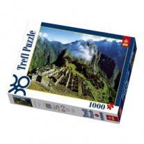 """10209 пазл """"Мачу-Пикчу, Перу"""", 1000 деталей Trefl"""