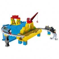 """10518 Набор """"Играй с Томасом и его друзьями"""" Mega Bloks"""
