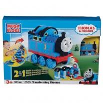 """10535 Набор """"Большой паровозик Томас, два в одном"""" Mega Bloks"""